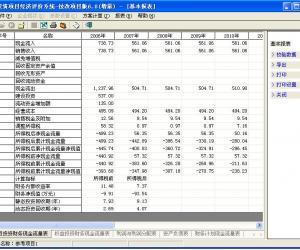 建设项目经济评价软件系统—技改项目版6.0