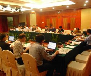 北京惠斯特公司人员参加煤炭行业建设项目经济评价方法与参数研究编纂相关会议